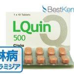膀胱炎 抗生物質 クラビット錠を通販で購入