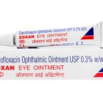眼軟膏 市販 抗生物質 シプロフロキサシン眼軟膏